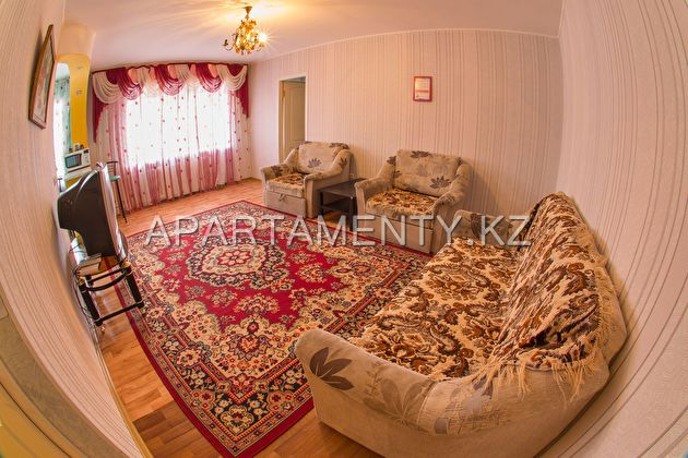 1-bedroom flat daily