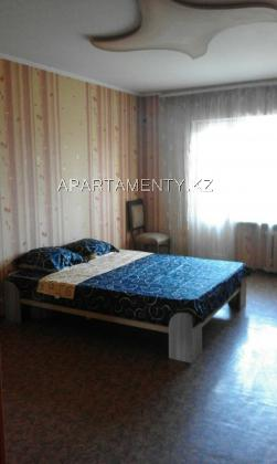 An excellent daily rent 1-BDR apartment