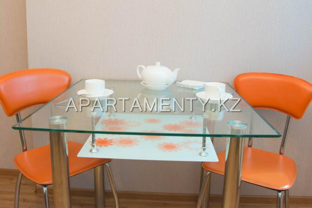 Apartment for daily rent, Astana, Diplomatic city