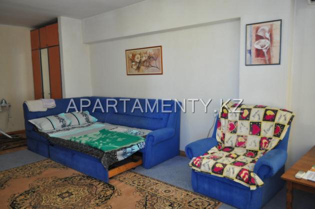 Studio apartment with improved design
