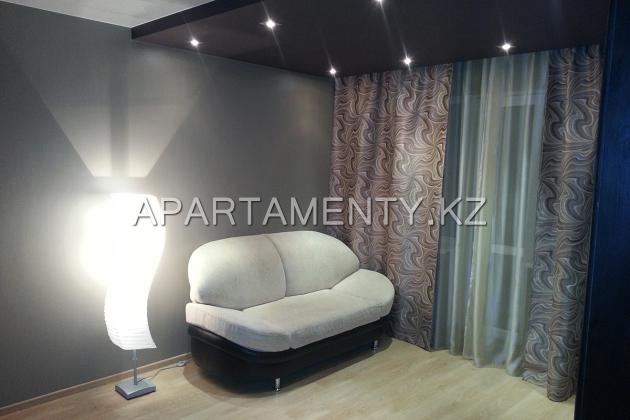 Studio apartment at the center
