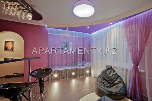 Studio apartment daily in Almaty