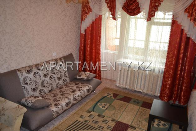 1-bedroom apartment at the center