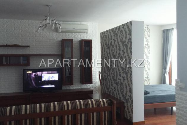 Studio apartment in a good area of the city
