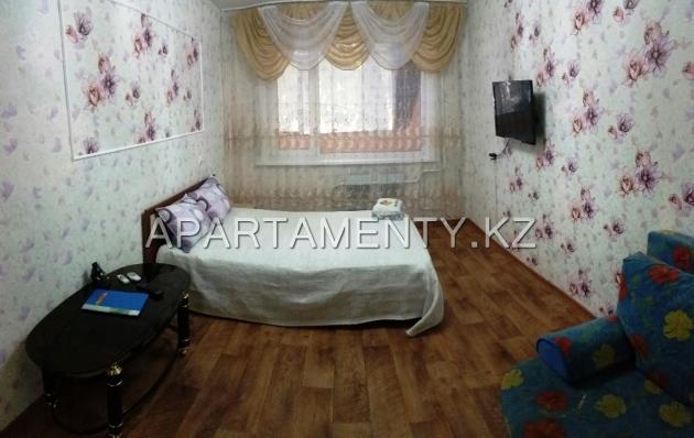 Однокомнатная квартира посуточно в Петропавловске