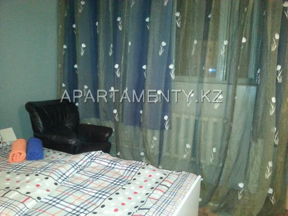 1 комнатная квартира Достык-Богенбай батыра