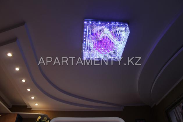 3-ком.квартира КЛАССА-ЛЮКС в центре города Костана