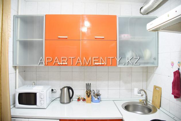 Однокомнатная квартира посуточно в центре Алматы