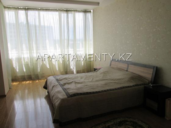 1-bedroom apartment daily at the center