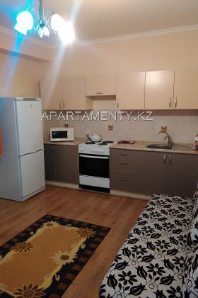 Уютная солнечная квартира в Алматы