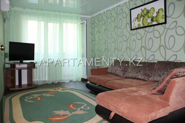 2-room apartment daily at the center