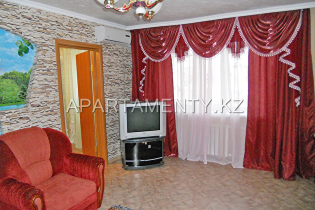 Apartment for rent in Zhezkazgan