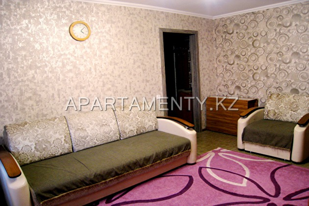 2-room apartment for daily rent in the center of A