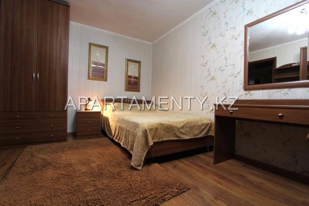1-комнатная квартира, ул. Желтоксан - Гоголя