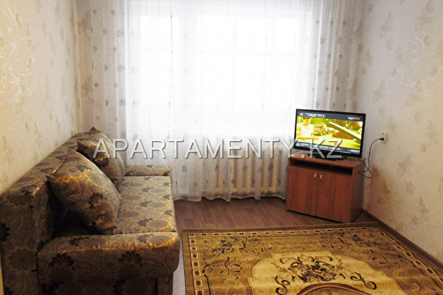 1-room apartment in Petropavlovsk