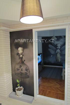 Посуточно Квартира в Центре Алматы