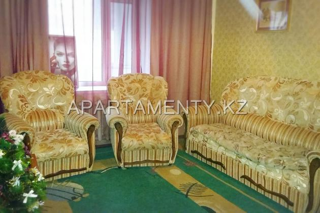 Studio apartment daily and hourly