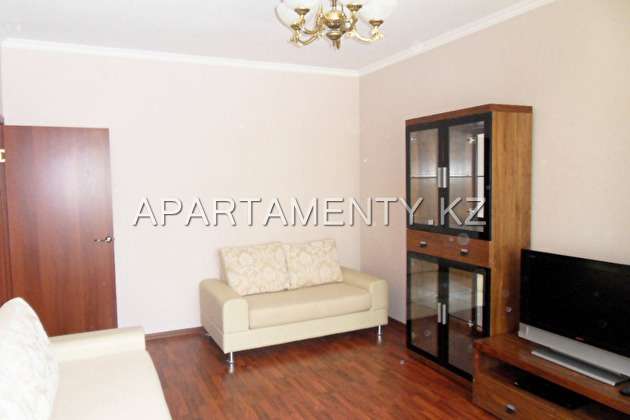 One-bedroom apartment in the Arbat, Almaty
