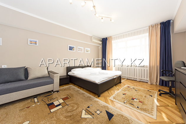 Luxury 1-bedroom apartment
