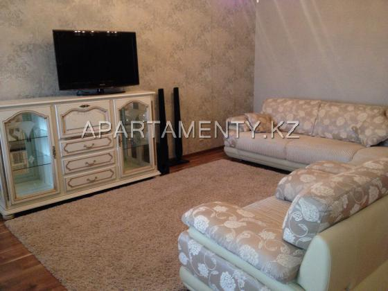 1-bedroom apartment in Aktobe