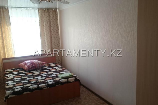 Трехкомнатная квартира посуточно в Павлодаре
