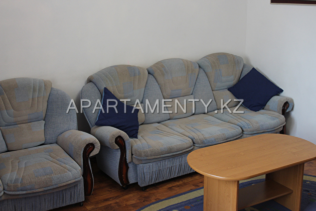 An apartment in a good area