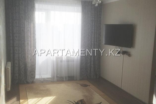 Apartment for daily rent in Pavlodar