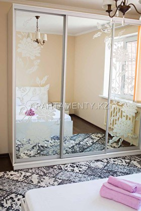 2-room apartment Al-Farabi