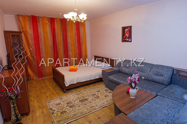 1-room apartment Al-Farabi Kazakh National University (08-01097)