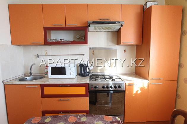 Однокомнатная квартира в аренду посуточно, Атырау