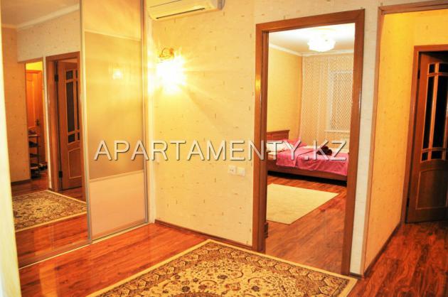 3-комнатная квартира в Актау