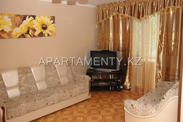 1-room apartment for daily rent in Almaty