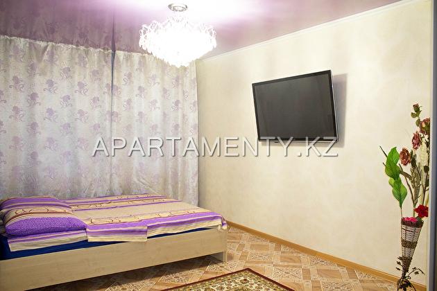 двухкомнатная квартира посуточно в Уральске