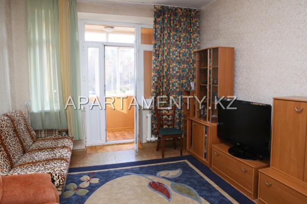 Studio apartmnet in Almaty