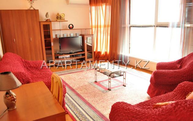 Apartment for rent with gorgeous views of the Caspian Sea