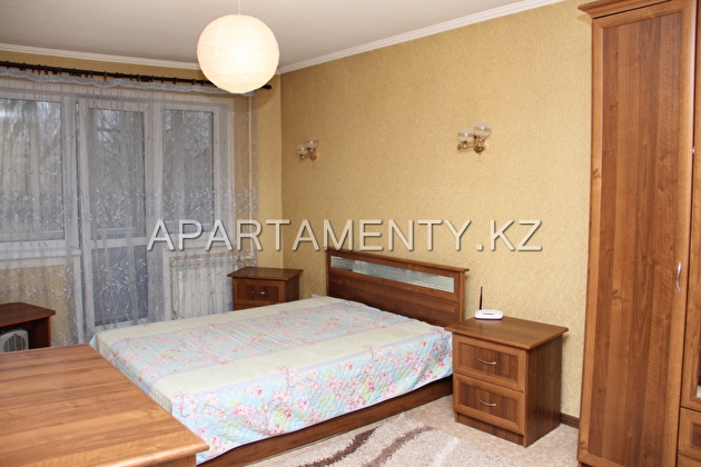 Imrpoved 1-bedroom apartment