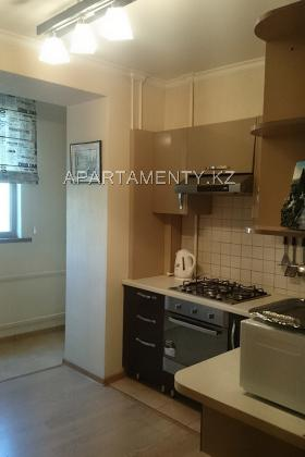 For 2-room apartment Al Farabi Zharokov
