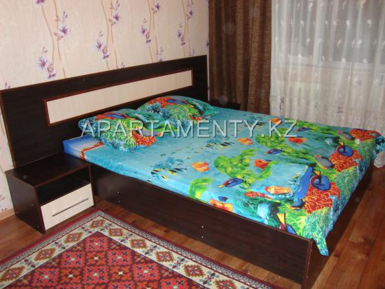 2-bedroom apartment on the Left Bank of Semipalatinsk