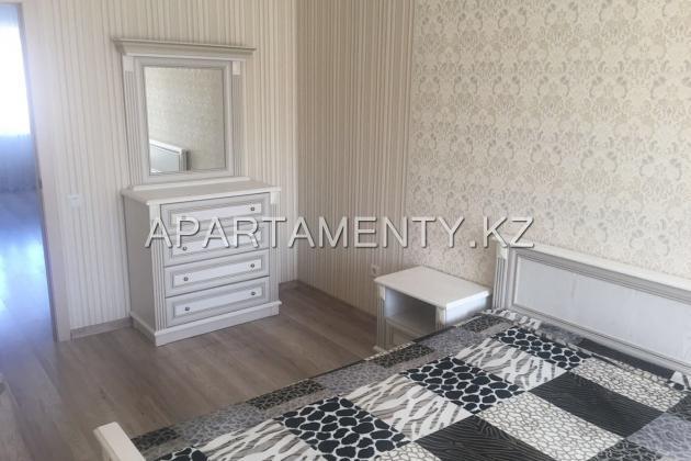 Трехкомнатная квартира в Павлодаре