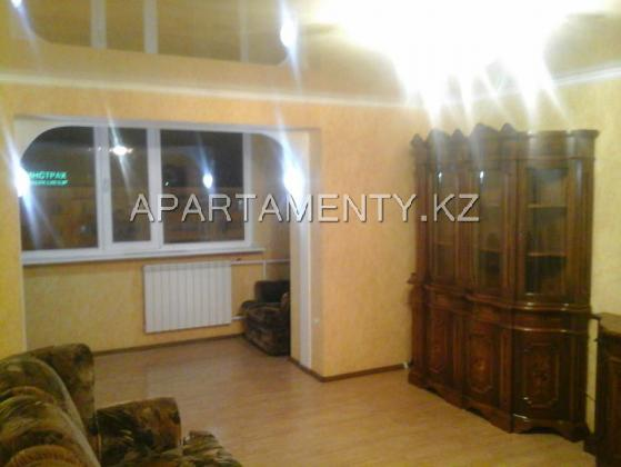 2-bedroom apartment in the city center with good views