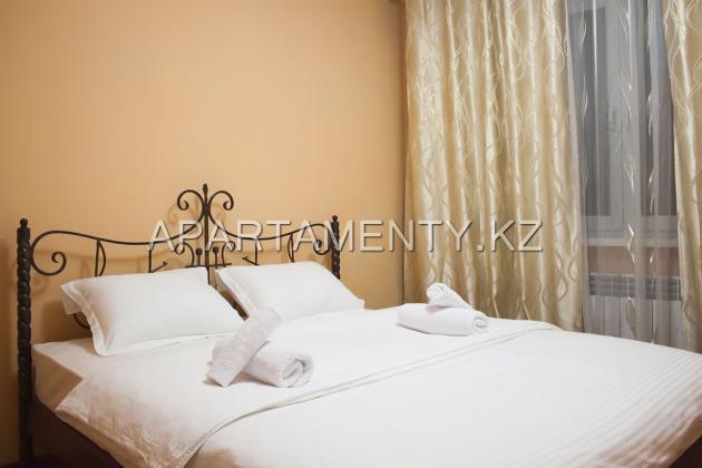 The cozy 2 - bedroom apartment