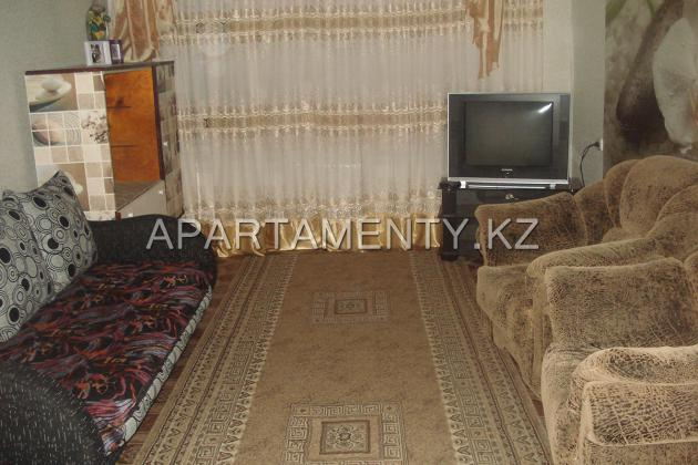 2 bedroom apartment, weekly