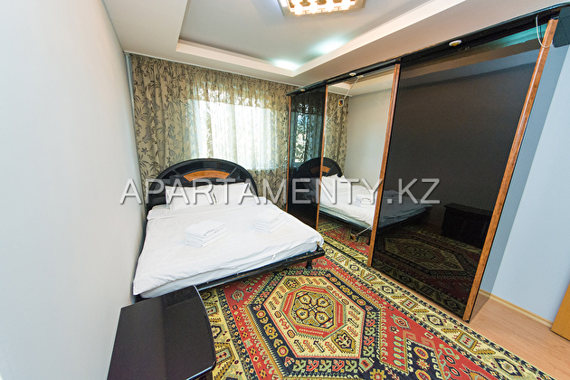 3-bedroom apartment Samal-2 Almaty