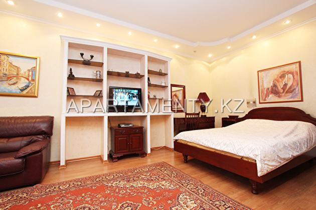studio apartment Almaty