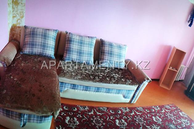 Двухкомнатная квартира посуточно в Актау