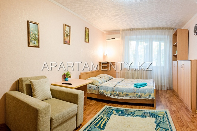 Apartment for rent in Almaty, Zhambyl, Manas