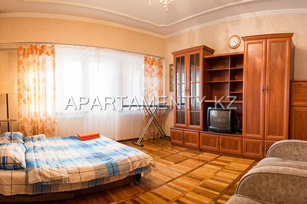 Inexpensive apartment, Almaty, TC Globe