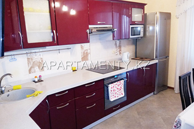 1-bedroom apartment Astana