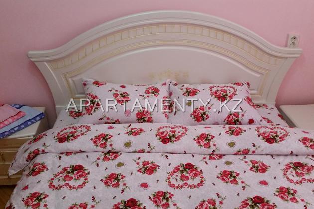 3-х комнатная квартира в Шымкенте посуточно