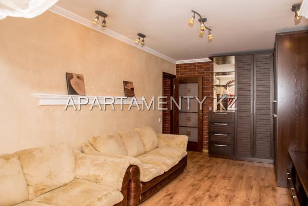 One bedroom apartment, suite, Karaganda